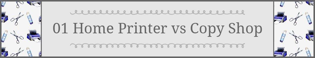 # 1 Tips for Printing Printaples: Home Printer vs Copy Shop #howto #printables | countryhillcottage.com