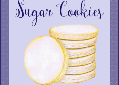 Simple Sugar Cookie Recipe