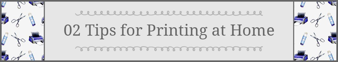 #2 Tips for Printing Printaples: Tips for Printing at Home #howto #printables | countryhillcottage.com