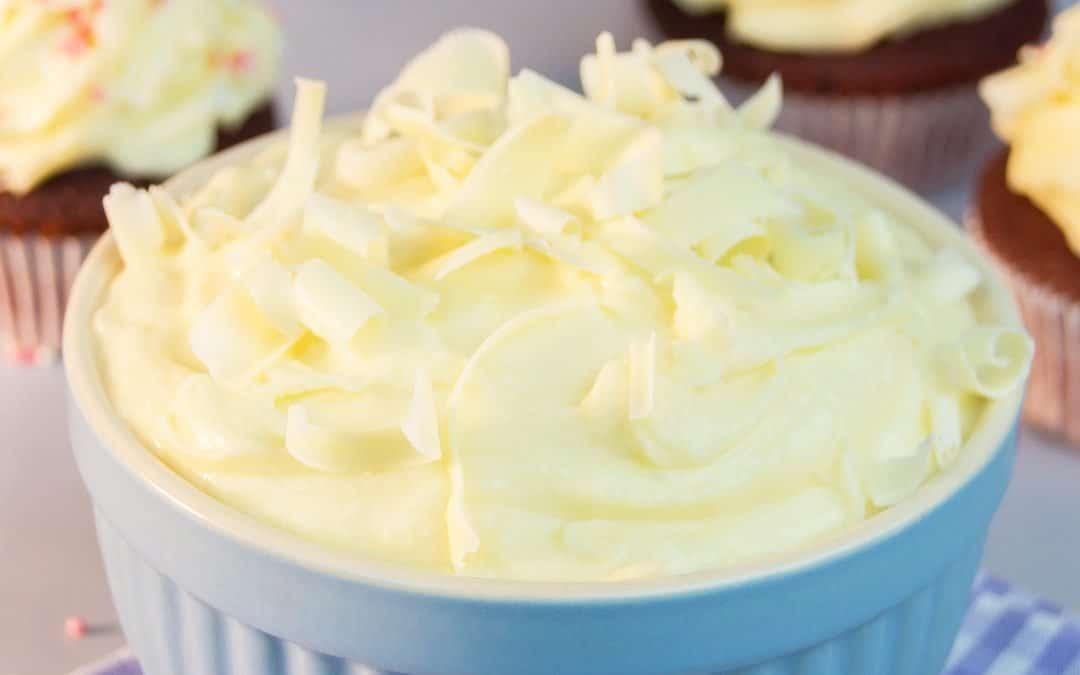 Easy No-Fail Cream Cheese Icing