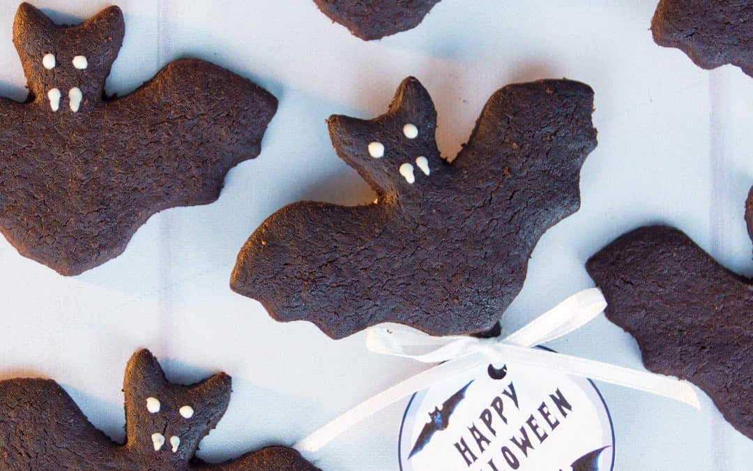 Bad Bat Biscuits and Cookie Pops