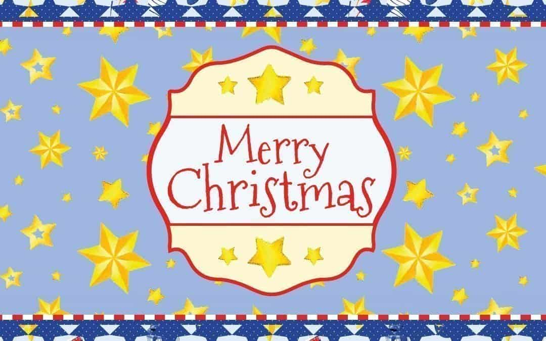 Merry Christmas and Happy Holidays 2016