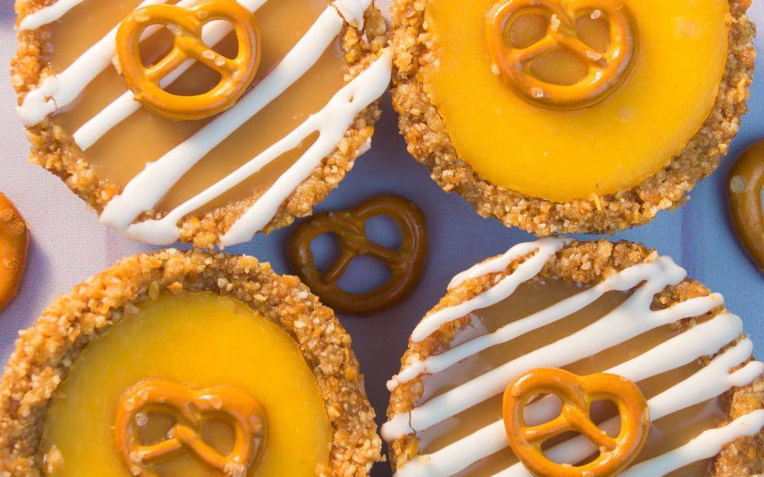 Pretzel Bites – Sweet & Savoury Appetiser Recipe