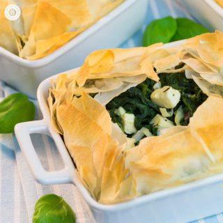 Spanakopita –DeliciousGreek Spinach Pie