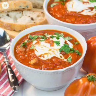 Tomato Soup – A Perfect Summer Soup Recipe