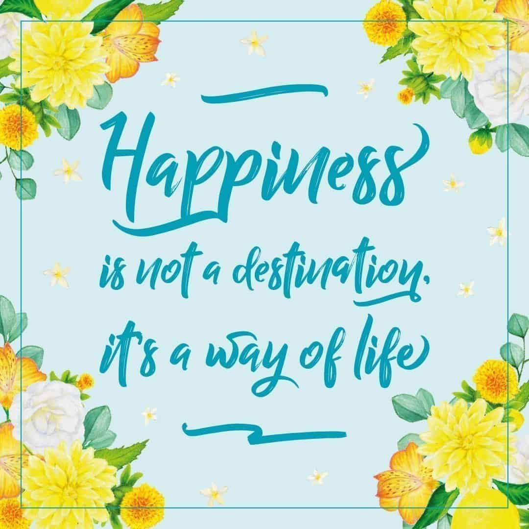 happiness is not a destination  it u2019s a way of life HP Printer Printing printing at home printers