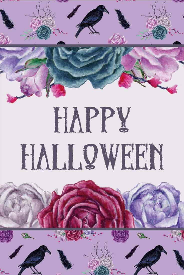 Happy Halloween! We hope you have a frightfully fun day. #HappyHalloween | countryhillcottage.com