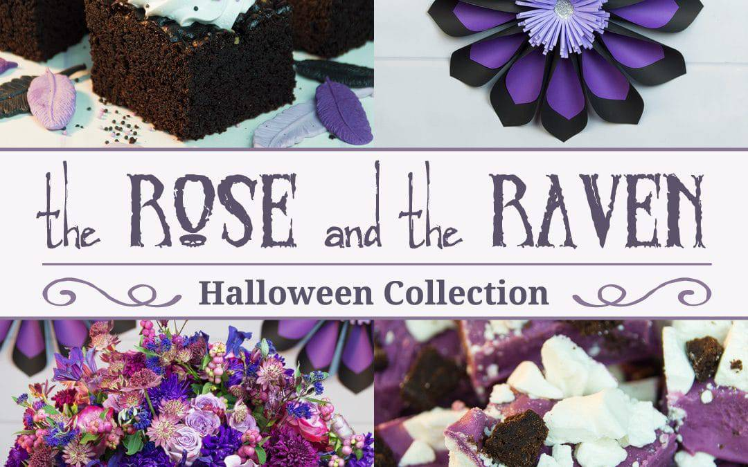 The Rose and The Raven Halloween Collection