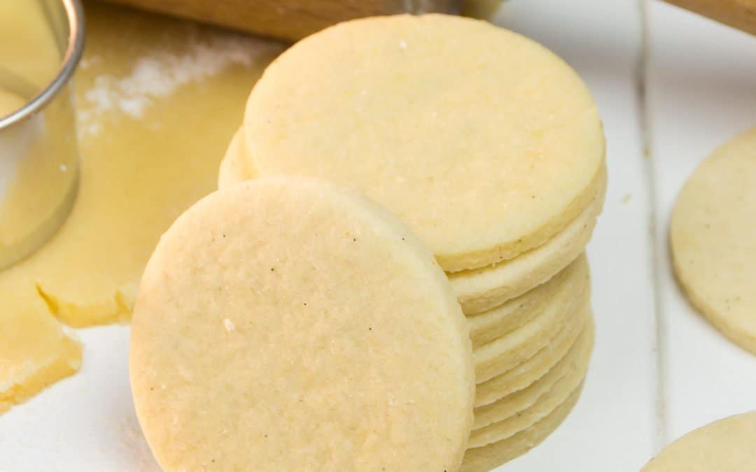 Sugar Cookies Recipe – Perfect for Cookie Decorating