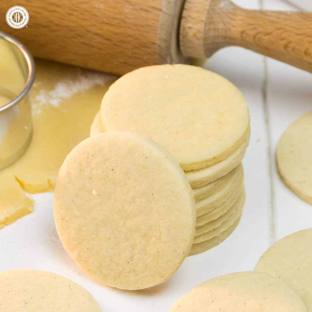 Sugar Cookies Recipe Perfect For Cookie Decorating Country Hill