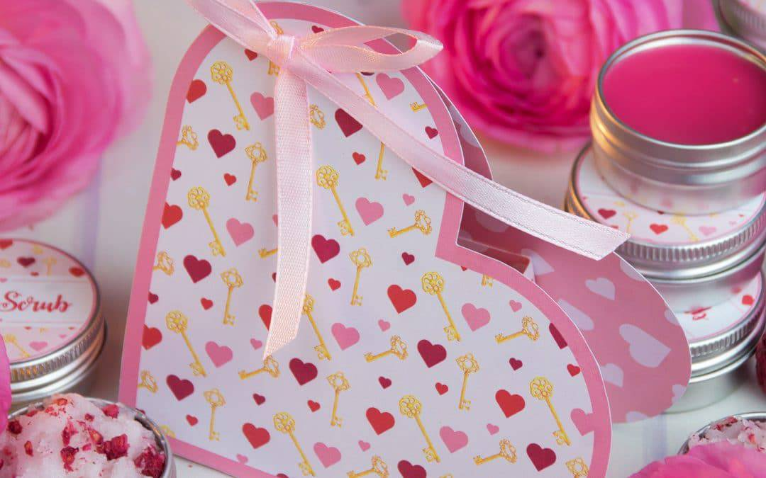 Heart Favour Boxes | Free Printable