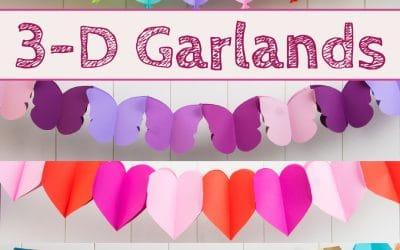 3D GarlandseBook & Tempaltes