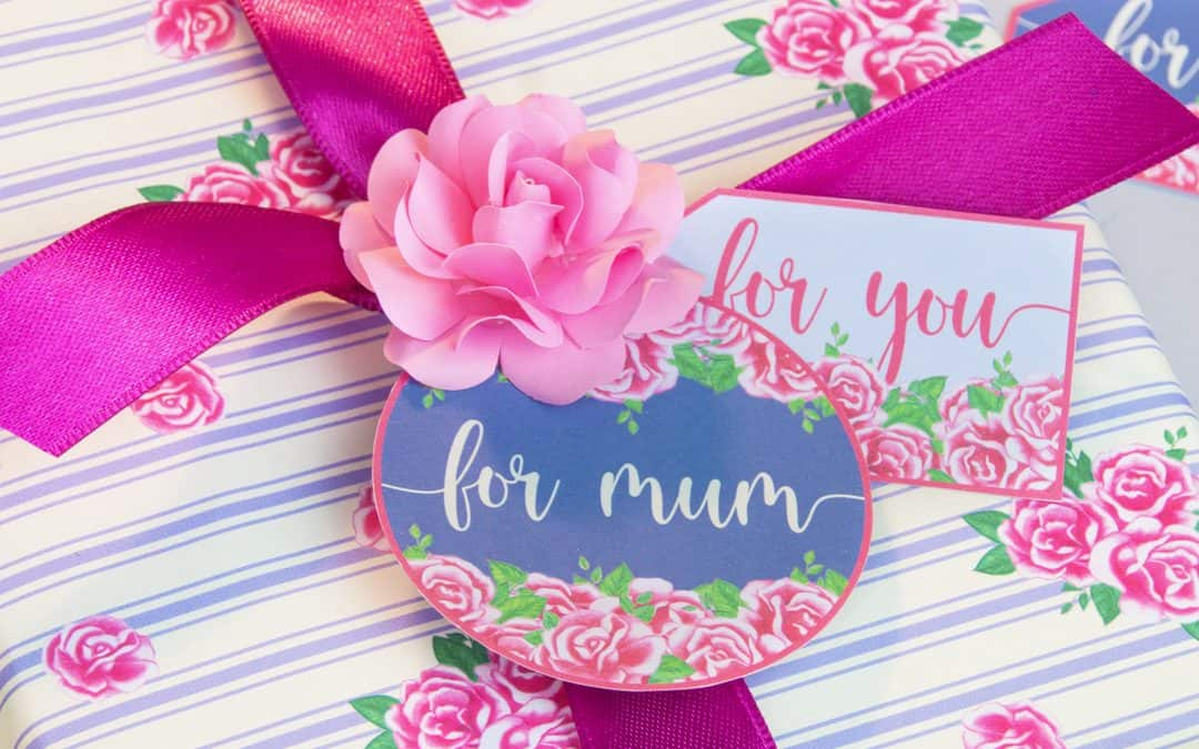 Free Printable Mother's Day Gift Tags