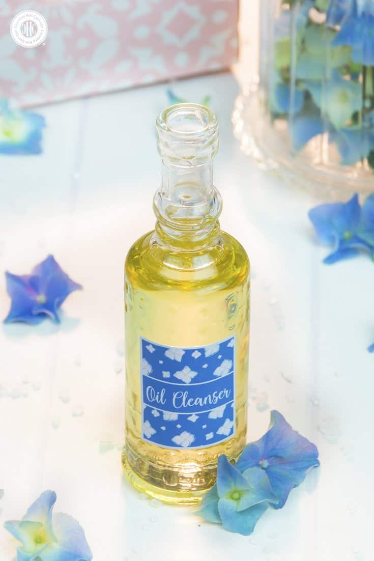Diy Oil Cleanser For Normal And Oily Skin