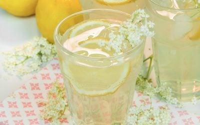 Elderflower Cordial – Refreshing Summer Lemonade
