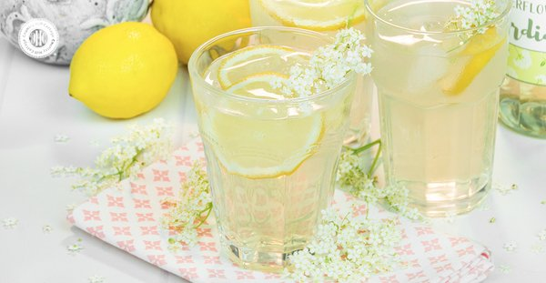 how to make elderflower drink