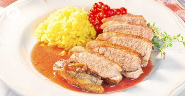 recipe: redcurrant jus for duck [18]