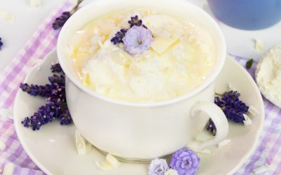 Lavender Hot Chocolate Mix