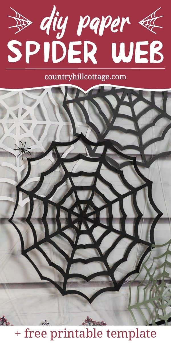 Paper Spider Webs Add Super Y Vibes To Your Home Or Clroom Diy Cobwebs Look