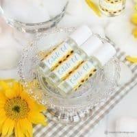 DIY Cuticle Balm Recipe with Essential Oils