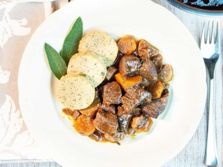 Easy Beef Stew Recipe With Vegetables