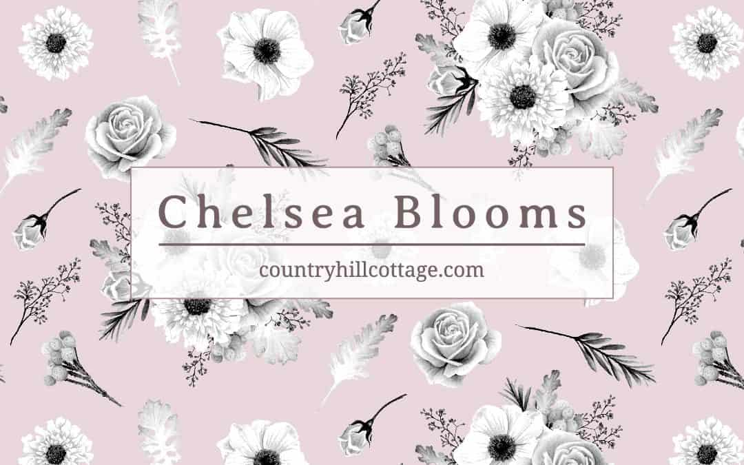 Introducing: Chelsea Blooms Print