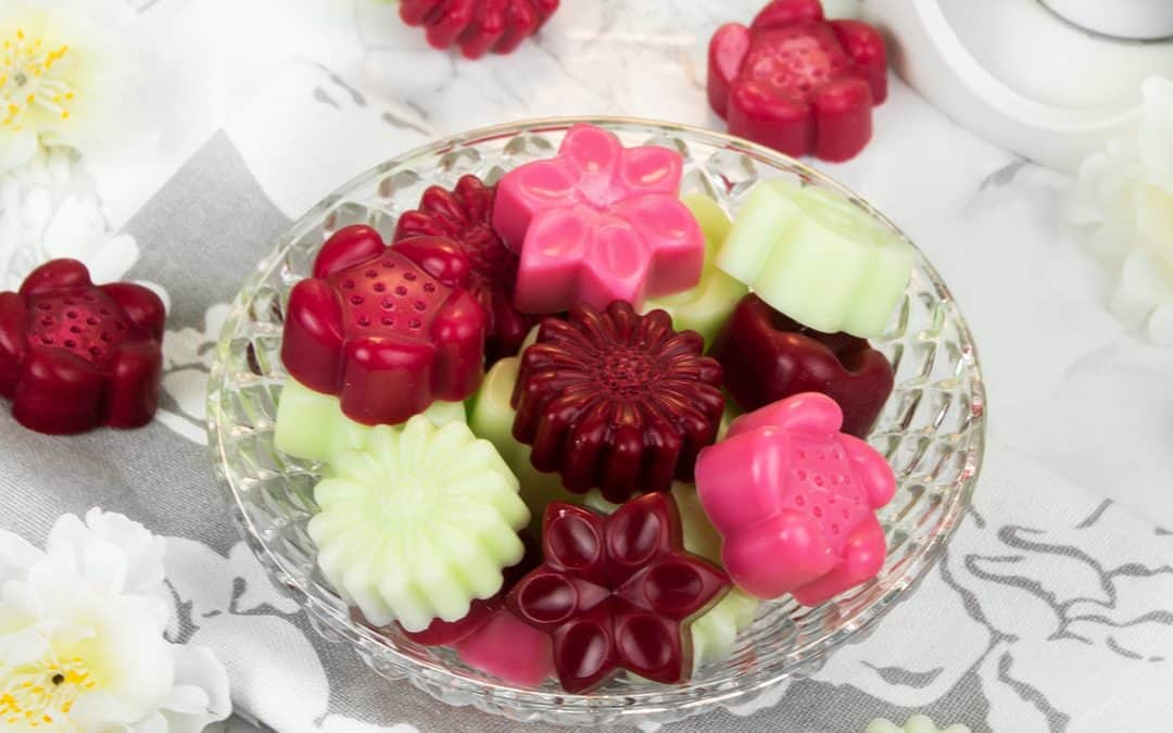 DIY Wax Melts with Essential Oils and Soy Wax