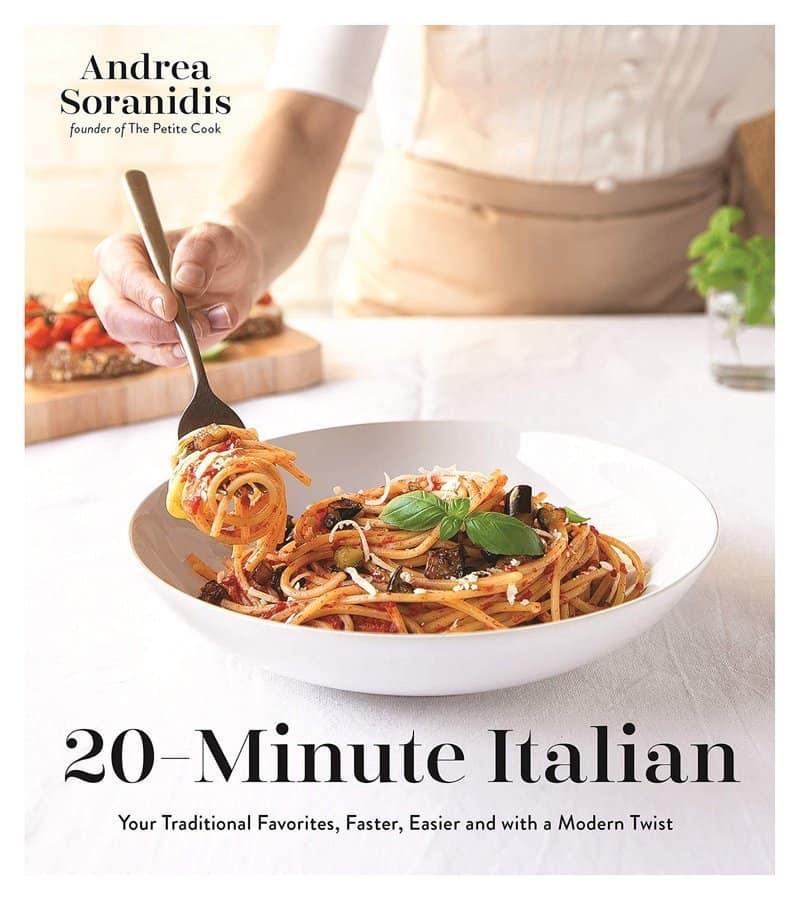 20-Minute Italian by Andrea Soranidis