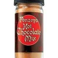 Hot Chocolate Mix By Penzeys Spices 3.8 oz 1/2 cup jar