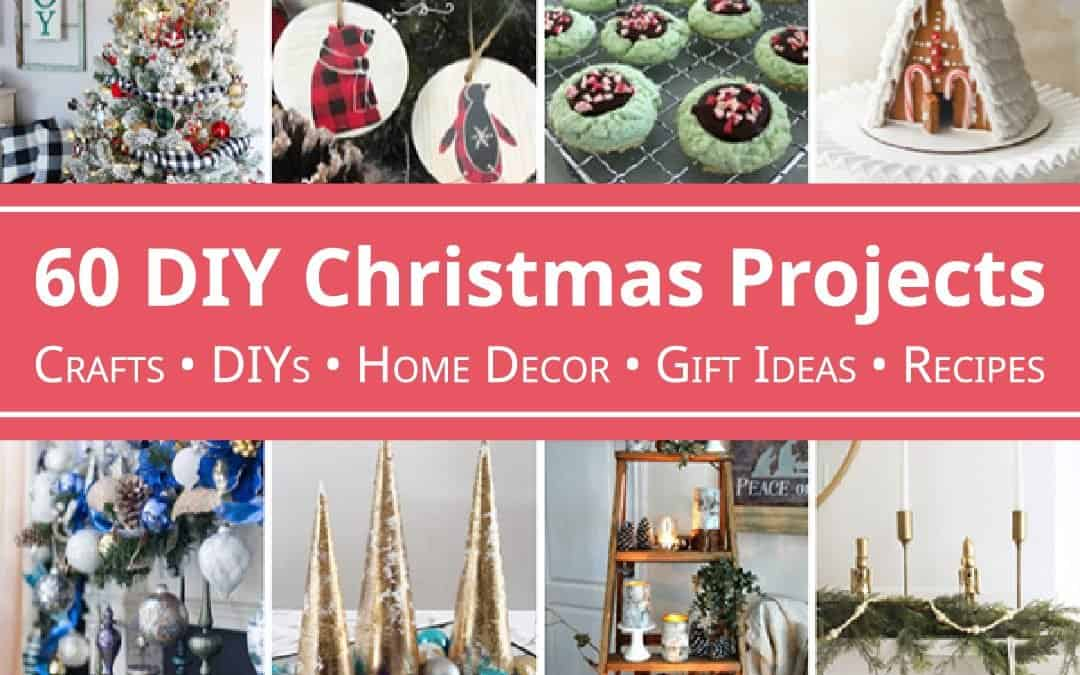 DIY Christmas Projects and Recipes to Try This Holiday Season