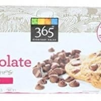 365 Everyday Value, Jumbo Milk Chocolate Baking Chips, 10 Ounce