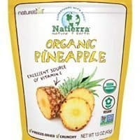 Freeze-Dried Pineapples
