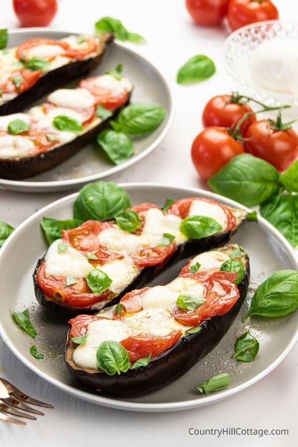 Easy eggplant recipe