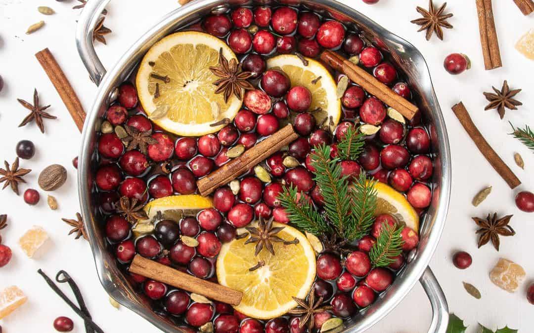 Christmas Stovetop Potpourri – Holiday Simmering Potpourri Recipe