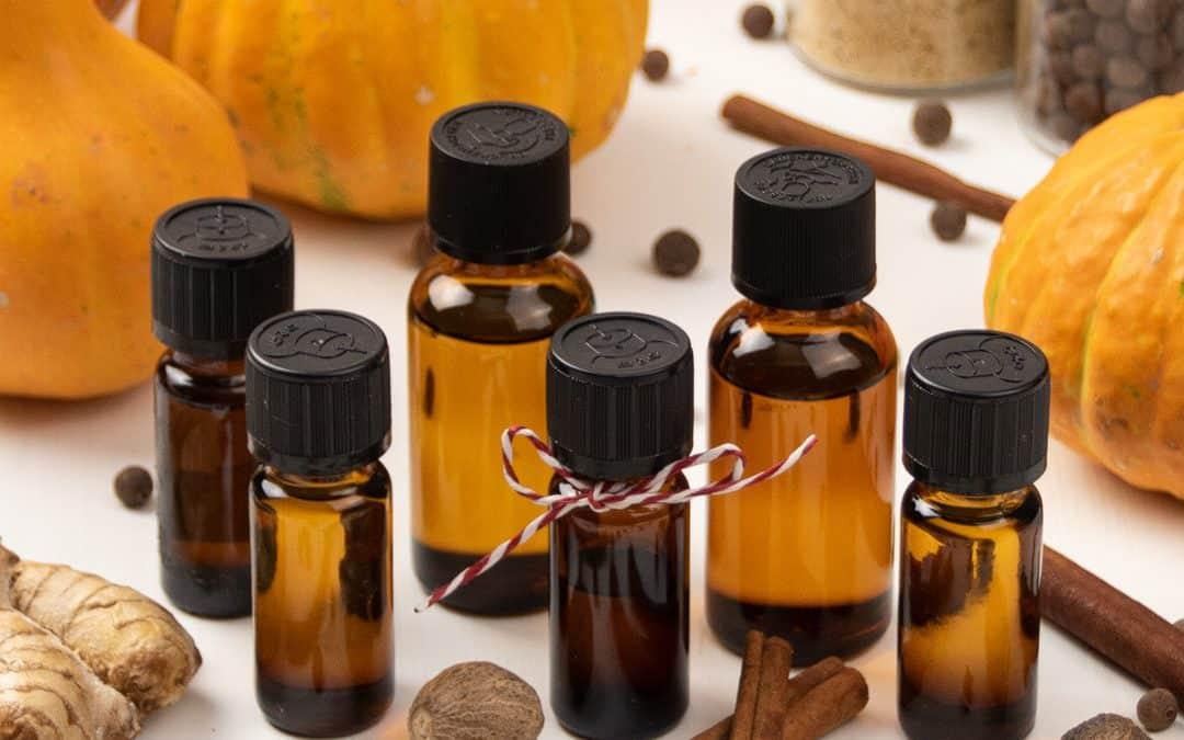 Essential Oil Blends for Fall – 6 DIY Autumn Diffuser Blend Recipes