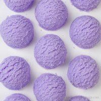 DIY Lavender Bubble Bath Bar Scoops