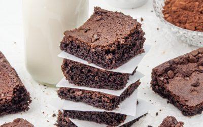 Fudgy Almond Flour Brownies (Gluten-Free, Dairy-Free, Paleo)