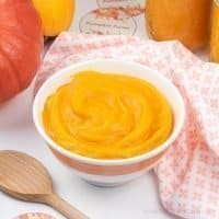 Easy Homemade Pumpkin Puree Recipe