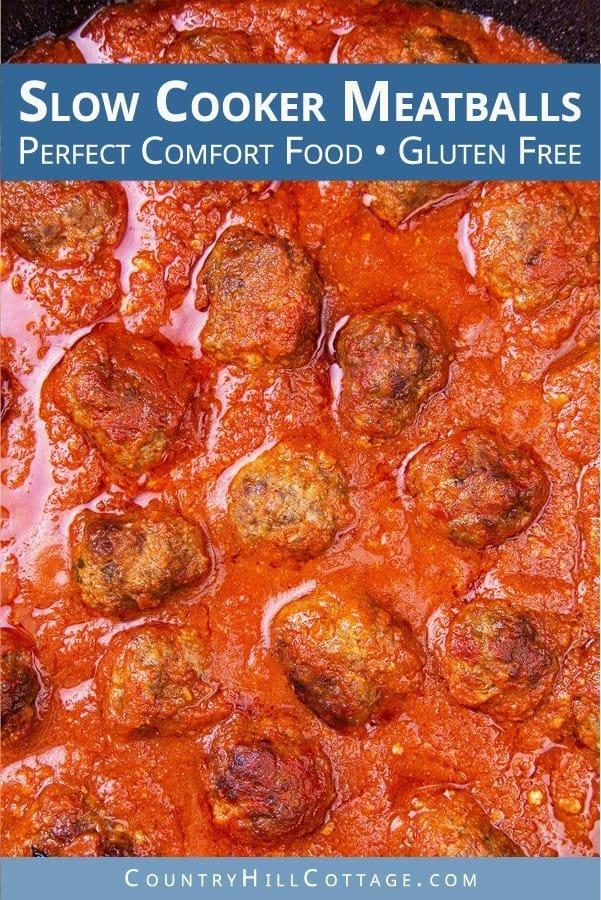 Keto Meatballs Italian Slow Cooker Meatball Recipe Low