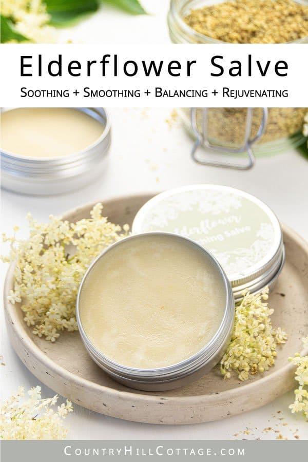 Vegan Herbal Salve Recipe with Candelilla Wax