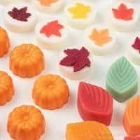 DIY Fall Wax Melts with Soy Wax and Essential Oils