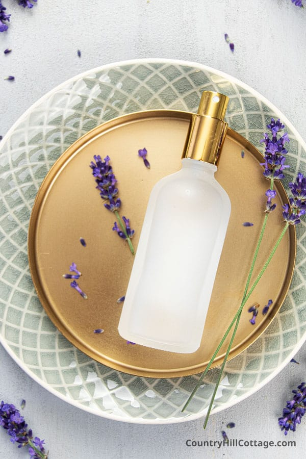 Lavender line spray