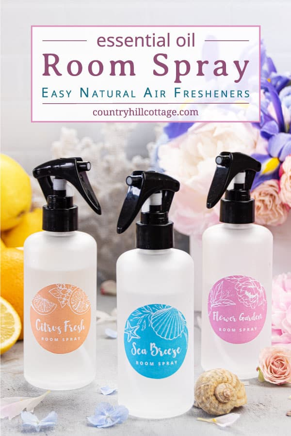 3 homemade room spray recipes