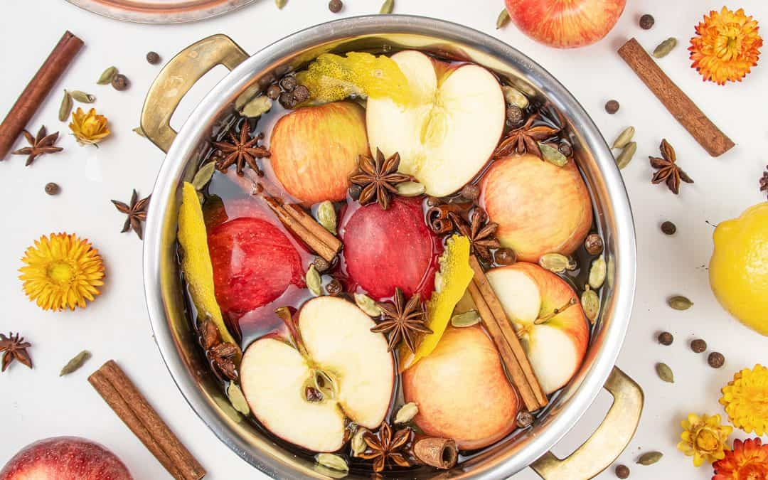Fall Stovetop Potpourri Recipe – Easy Homemade Autumn Simmer Pot