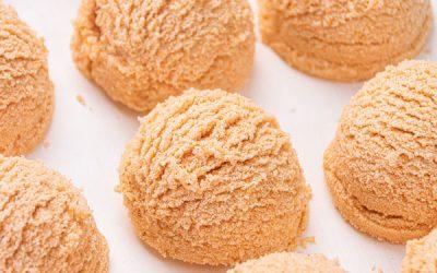 Pumpkin Spice Latte DIY Bubble Scoops