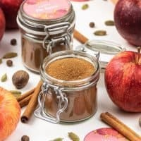 Easy Homemade Apple Pie Spice Recipe