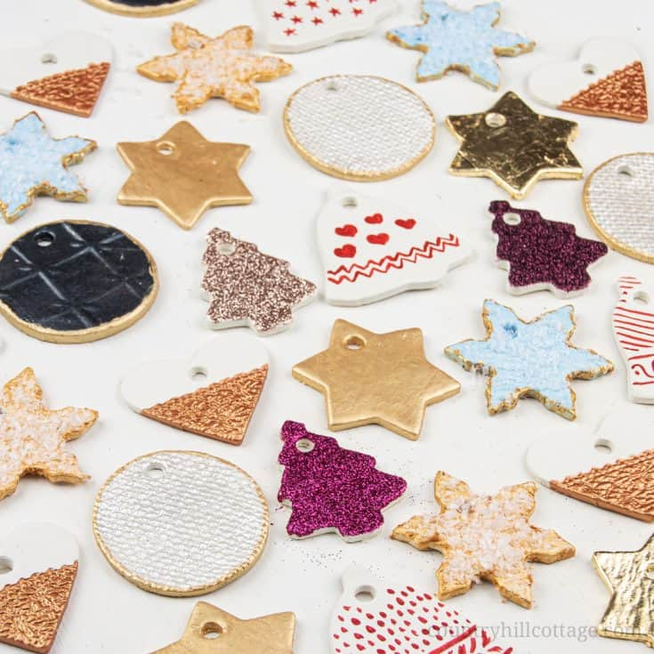 Clay Christmas Ornaments How To Make Clay Ornaments