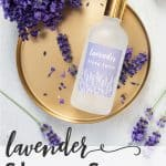 Natural pillow mist for sleep and relaxation