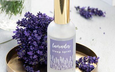 Lavender Sleep Spray {Relaxing Slumber Spray Recipe}