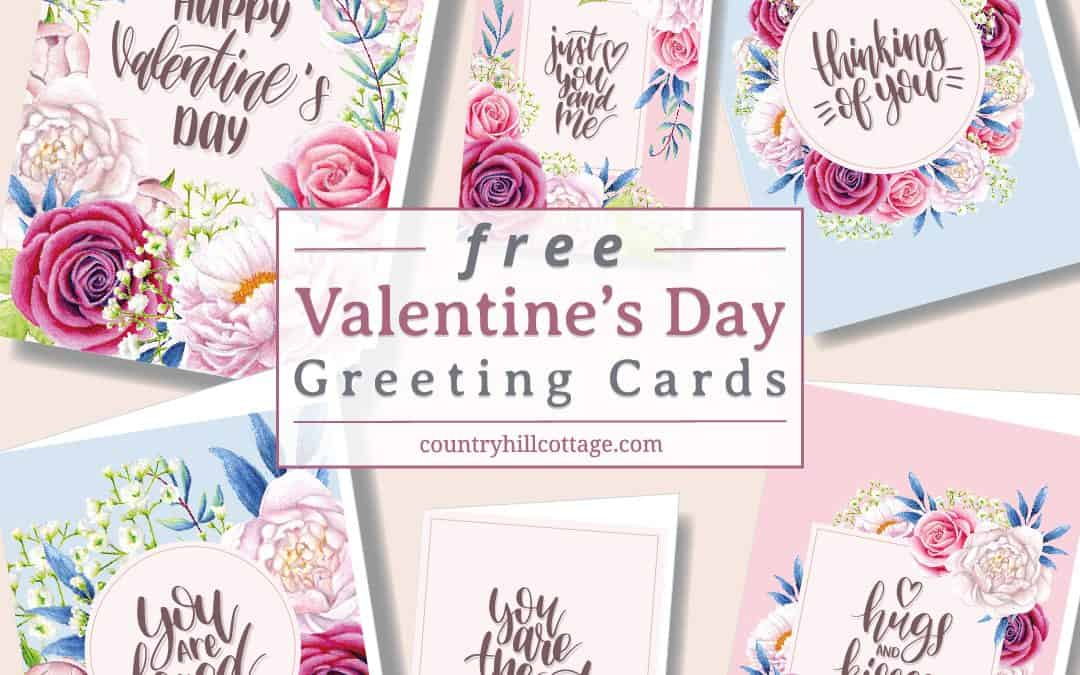 Printable Valentines Day Cards – Free Valentine Cards